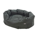 Kruuse Buster Green Dog Cocoon Bed 29.5In