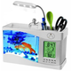 Pet Life All in One Digital Desktop Aquarium White
