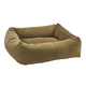 Bowsers Amber Microvelvet Dutchie Dog Bed XLarge
