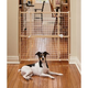 Midwest Expandable Wood Pet Gate 44in Tall