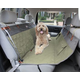 Solvit Premium Hammock Car Seat Cover Green
