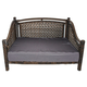 Iconic Pet Maharaja Rattan Indoor/Outdoor Pet Bed