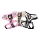 Puppia Junior Dog Harness Large Pink