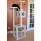 Armarkat Deluxe Cat Tree Model B7301 73in Ivory