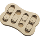 Seek-A-Treat Shuffle Bone Dog Puzzle Toy