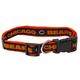 Chicago Bears Ribbon Dog Collar Small
