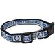 Indianapolis Colts Ribbon Dog Collar Large