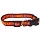 Kansas City Chiefs Ribbon Dog Collar Small