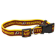 Washington Redskins Ribbon Dog Collar Large