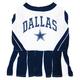 Dallas Cowboys Cheerleader Dog Dress XSmall