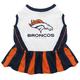 Denver Broncos Cheerleader Dog Dress XSmall