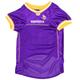 Minnesota Vikings Yellow Trim Dog Jersey XLarge