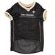 New Orleans Saints Gold Trim Dog Jersey XSmall