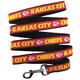 Kansas City Chiefs Ribbon Dog Leash