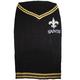 New Orleans Saints Dog Sweater Large