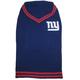 New York Giants Dog Sweater Large