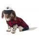 Hipster Dog Costume Large