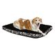 Quiet Time Carlisle Mattress Dog Crate Bed 48in