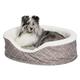 Quiet Time Ortho Mushroom Cradle Dog Bed Large