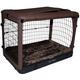 Pet Gear The Other Door Steel Pet Crate w/Pad 42in