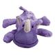 KONG Cozie Rosie Rhino Plush Dog Toy Small