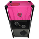 Pet Life Kitty-Square Play-Active Cat House Blue