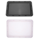 Petrageous Bone n Up for Dinner Tray Black
