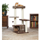 Kitty Power Paws Leopard Lounge Cat Furniture