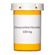 Doxycycline Monohydrate 100mg Tablet 50 Count