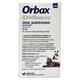 Orbax Oral Suspension 6x20ml