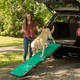 Pet Gear Tri Fold Pet Ramp with Supertrax