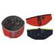 Puppia Trek Round Portable Dog Bowl Red
