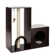 Elegant Home Fashions Cat Tower House