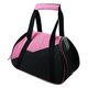 Pet Life Airline Approve Zip-N-Go Pet Carrier Pink