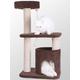 Armarkat Premium Cat Tree Model F3703 Chocolate