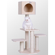 Armarkat 46 inch Premium Solid Wood Cat Tree