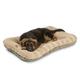 West Paw Heyday Plush Oatmeal Dog Bed X-Large