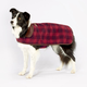Pendleton Red Ombre Dog Coat XSmall