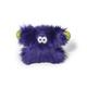 West Paw Rowdies Fergus Small Dog Toy Purple