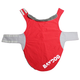 Baydog Saginaw Bay Fleece Dog Jacket XSmall Red