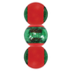 KONG Holiday Squeezz Action Tower Dog Toy Large