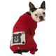 Petrageous Teddy Bear Red Dog Pajamas XSmall