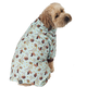 Petrageous Owl Squirrel Hedgehog Dog PJs XSmall