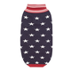 Halo Royal Navy Kitted Dog Sweater XSmall