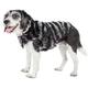 Pet Life Luxe Chauffurry Mink Fur Dog Coat XSmall