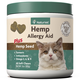 NaturVet Hemp Allergy Aid Cat Soft Chews 60ct