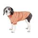 Pet Life FurFlexed Dog Polo Tee XSmall Tan