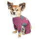 Helios Rufflex Dog Warmup Tracksuit XSmall Pink/Gr