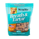 Nutri-Vet Breath and Tartar Dog Biscuit