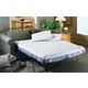Comfort Cloud Sleeper Sofa Bed Mattress Pad